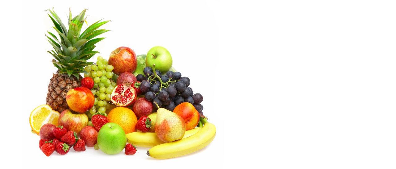 Früchte, Beeren, Obst